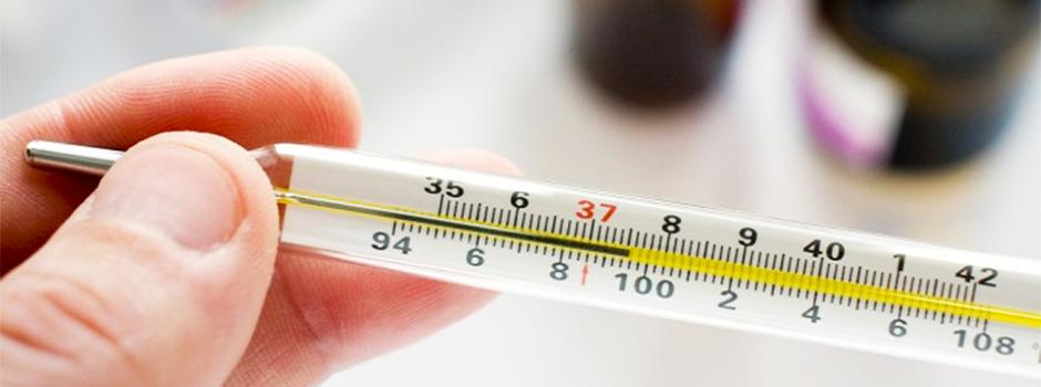 Важные факты о высокой температуре