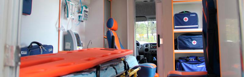 Перевезення (транспортування) пацієнтів